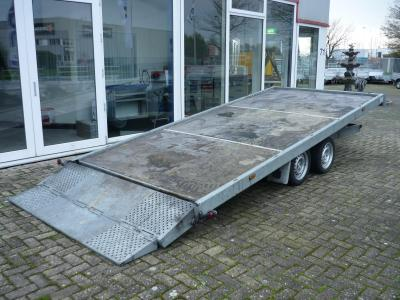 Machinetransporter Henra MTK : 450 x 205 (l x b)