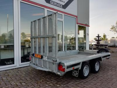 Machinetransporter Hulco Terrax-2 : 294 x 150 (l x b)