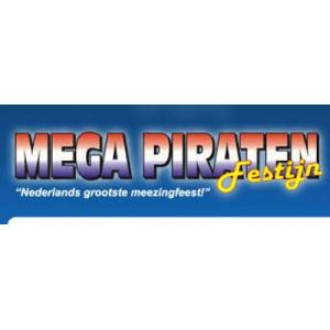 Megapiratenfestijn Borger Vervoer en entree 18 april