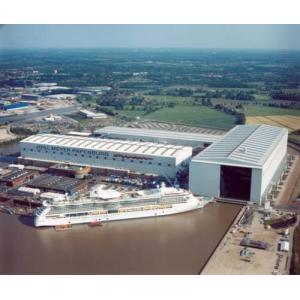 Meyerwerft Papenburg  17 april