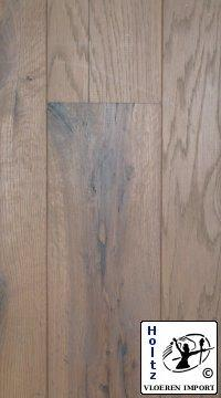 Multiplank - Oak Castle Line - Grey Oiled