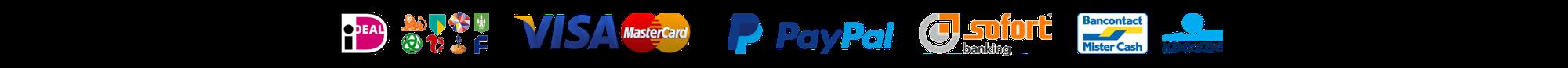 Techniparts veilig betalen